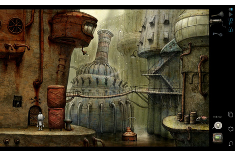 Machinarium Free Download Android Game |Free Download Games