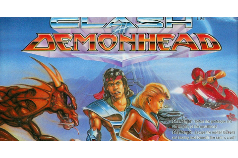 Megalextoria: Clash At Demonhead (NES)