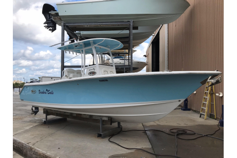 2016 Sea Hunt Game Fish 27 Power Boat For Sale - www ...