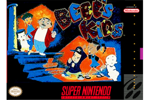 Bebe's Kids (video game) - Wikipedia