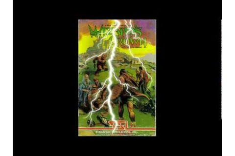 Review of the classic Commodore 64 game Wizard's Crown ...