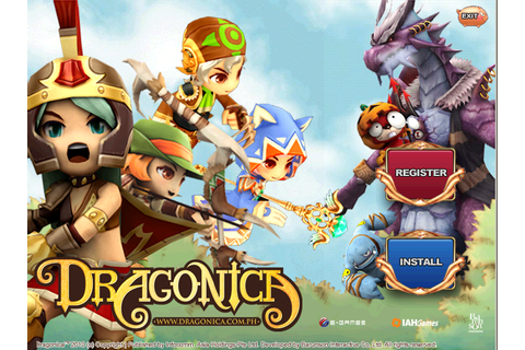 Games Download: Dragonica Online - Download