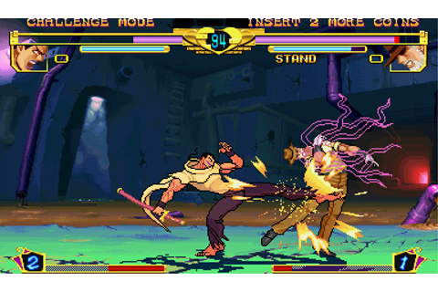 Play Arcade JoJo's Bizarre Adventure: Heritage for the ...