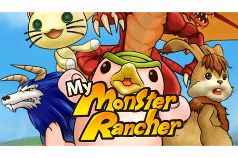 My Monster Rancher - Universal - HD Gameplay Trailer - YouTube