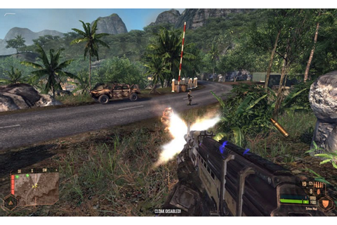 Download Game Crysis Warhead PC Full Version - Minato ...