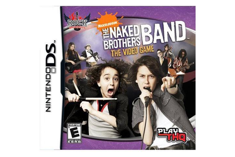 Naked Brothers band Nintendo DS Game - Newegg.ca