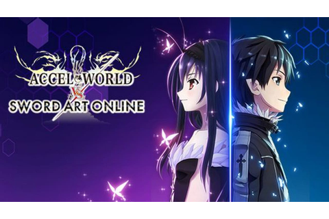 Accel World VS. Sword Art Online Deluxe Edition » FREE ...