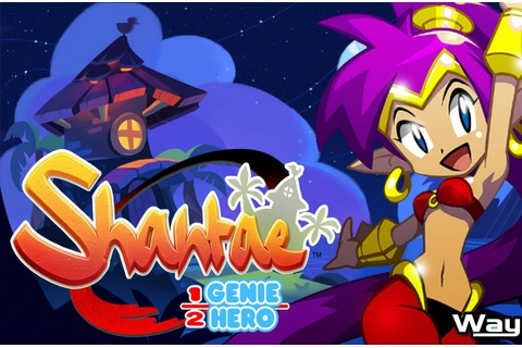 Shantae: Half-Genie Hero · The Best PC Games