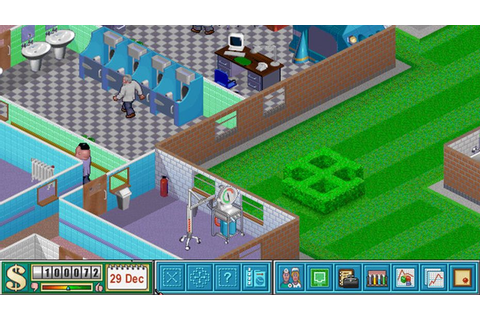 Theme Hospital™ for PC | Origin