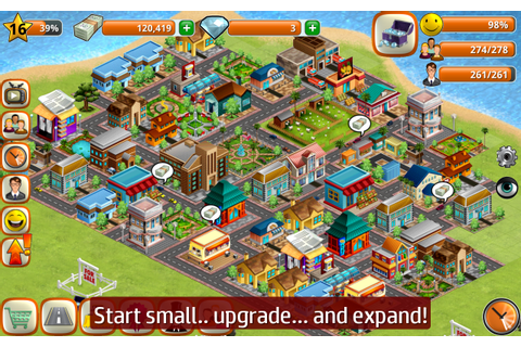 Village City - Island Sim: Build Virtual Town Game 1.7.1 ...