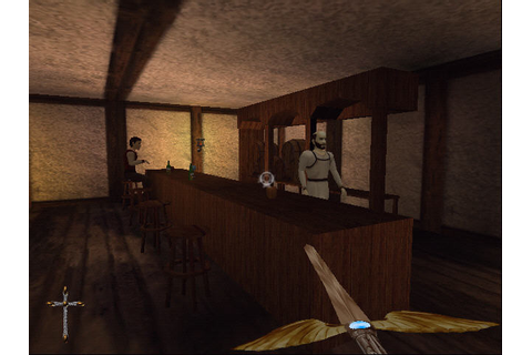 Ominous Horizons: A Paladin's Calling (2001 - Windows ...