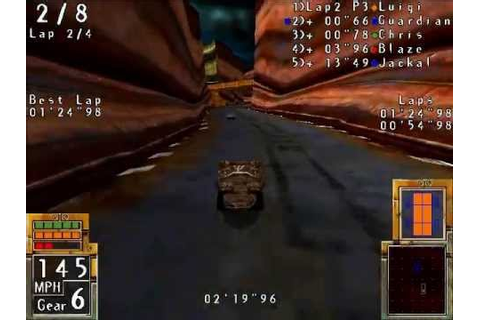 POD: Planet of Death (Ubi Soft) (Windows) [1997] - YouTube