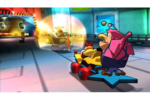 Cartoon Network Racing | Games-Guide
