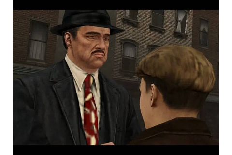 Godfather The game walkthrough part 1 PC - YouTube