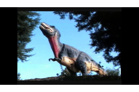 Tyrannosaurus Theme (3D Dinosaur Adventure/Windows Version ...