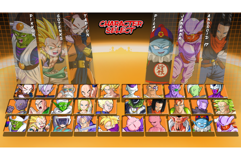 Dream Roster: Dragon Ball Fighter Z – Source Gaming