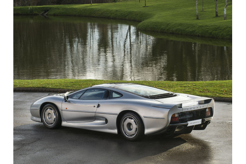 Jaguar XJ220 Owners Rejoice; Bridgestone Is Developing A ...