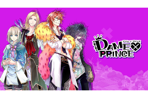 "Mobile-Game ""Dame×Prince"" wird als Anime umgesetzt 