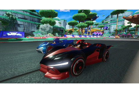 New Team Sonic Racing tidbits, why Sonic is in a car ...