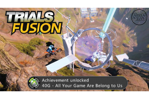 "Trials Fusion: ""All Your Game Are Belong to Us ..."