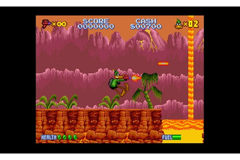Play Daffy Duck - The Marvin Missions (Europe) • Super ...