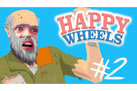 Happy Wheels - Part 2 | NINJA TRAINING - YouTube