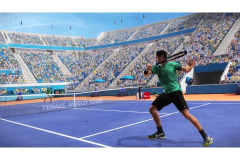 Tennis World Tour To Release on May 22nd for PC ...