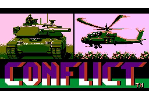 Conflict - NES Gameplay - YouTube