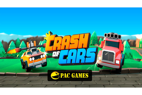 Crash of Cars - Fun Multiplayer Game - YouTube