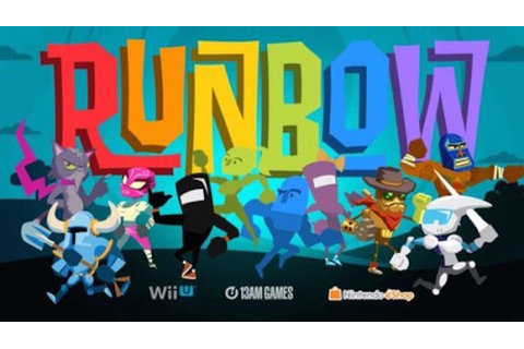 Runbow (Video Game) - TV Tropes