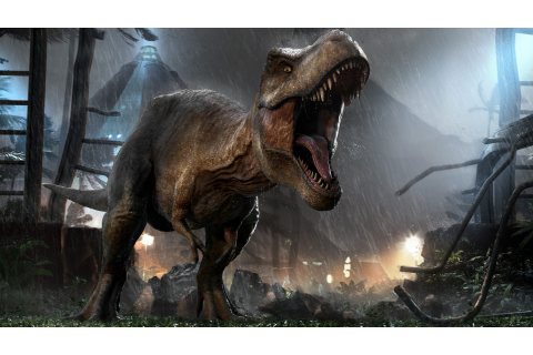 Jurassic World: Evolution Launches June 12 - Gaming Central