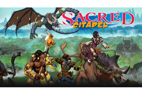 Sacred Citadel - PC Version | Download PC Games | Free PC ...