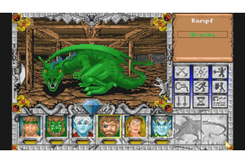 might and magic iv dos