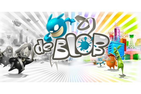 de Blob | Nintendo Switch | Games | Nintendo
