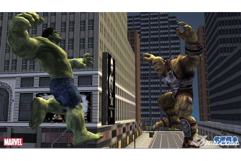 Top Games Wallpaper: The Incredible Hulk wallpapers games