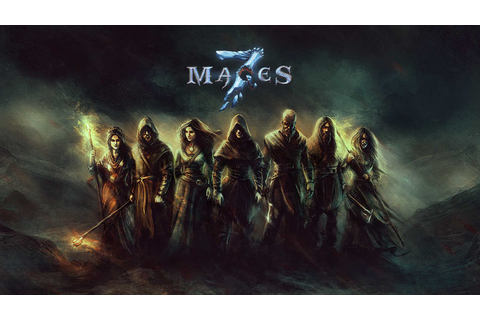 7 Mages (by Napoleon Games, s.r.o.) - iOS/Android/Steam ...
