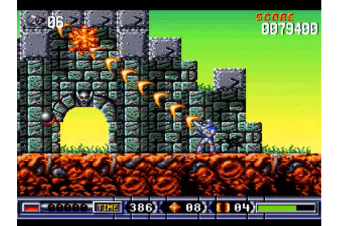 Game #026 Turrican II - The Final Fight - YouTube