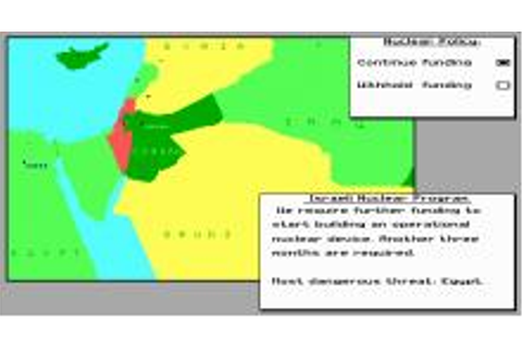 Conflict: Middle East Political Simulator Download (1990 ...