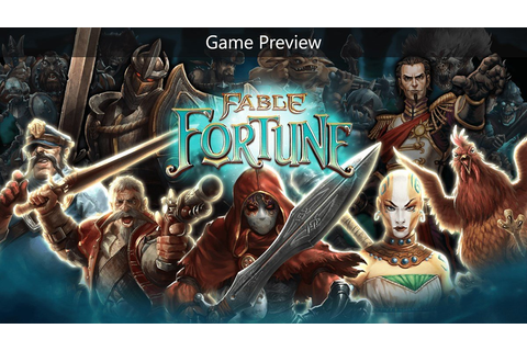 Fable Fortune on Xbox One