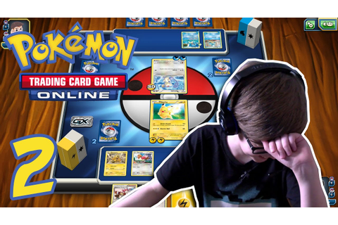 POKEMON TRADING CARD GAME (TCG) ONLINE (#2) - YouTube