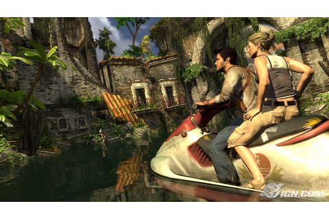 Pretty Cool Games: UNCHARTED DRAKE'S FORTUNE!