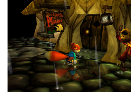 Conker's Bad Fur Day (Europe) ROM Download