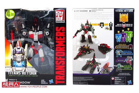 Titans Return Sky Shadow, Brawn And Roadburn Detailed In ...