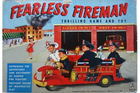 Fireman Games submited images.