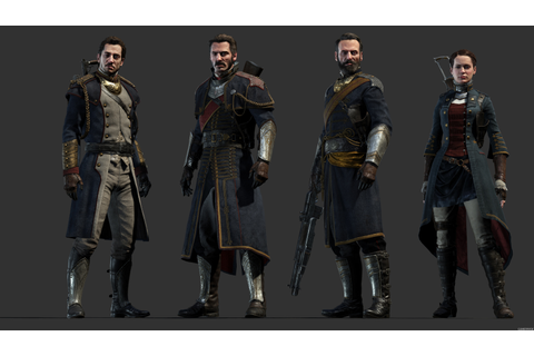 New gameplay screenshots of The Order 1886 | NeoGAF