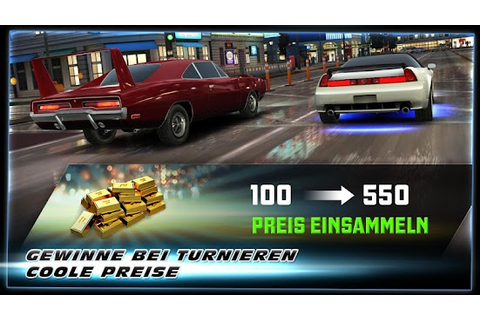 Fast & Furious 6: Das Spiel apk download 2.0.0 free full ...