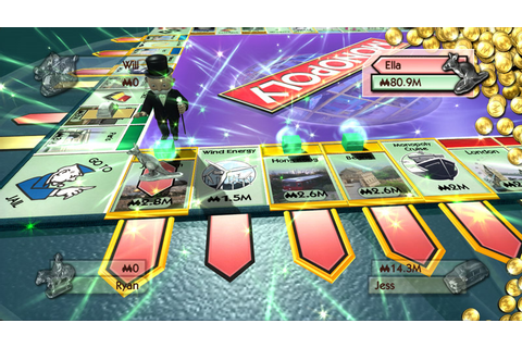 Amazon.com: Monopoly - Playstation 3: Artist Not Provided ...