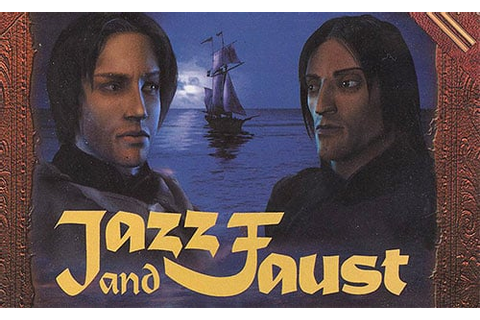 Save for Jazz and Faust | Saves For Games