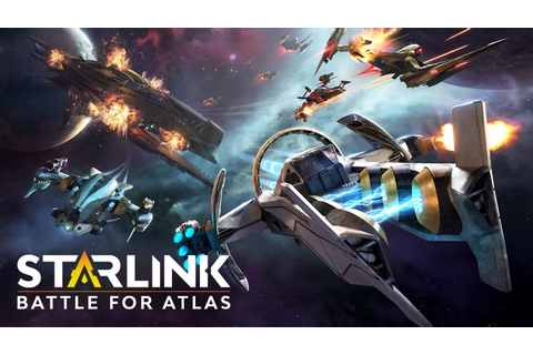 Ubisoft - Starlink Battle for Atlas