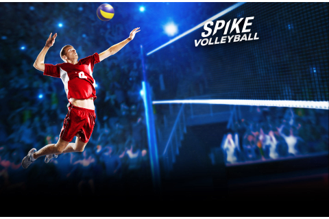Buy Spike Volleyball on GAMESLOAD